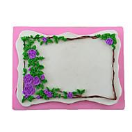 1 Cozimento Anti-Aderente / Ecológico / Bricolage / Ferramenta baking / 3D / Alta qualidadePão / Bolo / Biscoito / Cupcake / Torta /