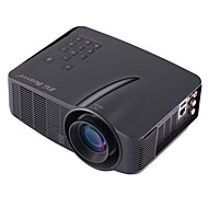 LED3018 LCD SVGA (800x600) Projector,LED 1500 Lumens Android Mini Draadloos Projector