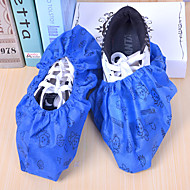 Plastic for Shoes Covers Others Blue