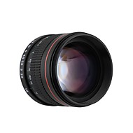 85mm F1.8-F22 Manual Focus Portrait Lens Camera Lens for Canon EOS 550D 600D 700D 5D 6D 7D 60D DSLR Cameras