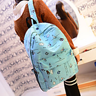 Women Polyester Casual Outdoor Backpack All Seasons
