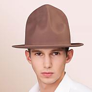 כובע דלי יוניסקס וינטאג' / יום יומי,צמר חורף / קיץ