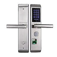Kombination lås tyverisikring card Doria fingeraftryk låser intelligente elektroniske låse
