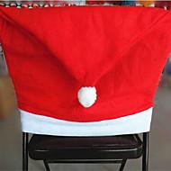 Weihnachtsdekorationen Weihnachts Stuhlhussen 60 * 50cm