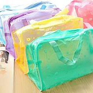 FeatureIs Shopping For Shopping Cosmetics Receive A Case Portable Endurable Cute Cheap (Random Colours)