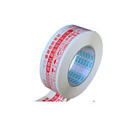 (Note Package 2 Red Size 16002cm * 4.5cm *) Sealing Tape