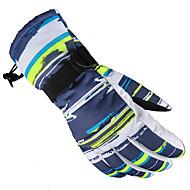 Luvas de esqui Luvas de Inverno / Luvas Esportivas Mulheres / Homens / Todos Luvas EsportivasMantenha Quente / Anti-Derrapagem / Prova de