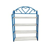 Iron for Shoes Rack & Hanger Others Blue / Yellow / Purple / Red