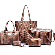 Women PU Casual / Outdoor Bag Sets