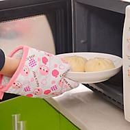 mitaines de four Pour Gâteau Pour pain Pour Tarte Polycarbonate Haute qualité Ecologique