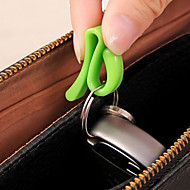 Car Built-in Key Glasses Anti-lost Bags Hook(Random Color)