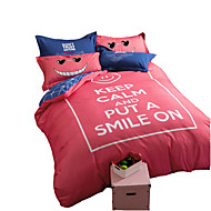 Cotton Jet Sanding Thickening 4 Piece  Cotton Kits   Bedding Set
