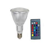 PAR30 RGB Colorful Remote Control Bulb(E27 10W)