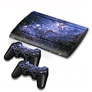 B-Skin תיקים, נרתיקים ועורות / מדבקה ל Sony PS3 מצחיק