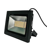 ZDM 100w 480pcs 3328smd geleid 9500lm waterdicht IP68 ultra dunne outdoor licht cast warm wit / koud wit (ac170-265v)