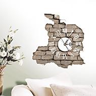 Moderne/Contemporain Niches Horloge murale,Autres Autres 382*390mm Intérieur Horloge