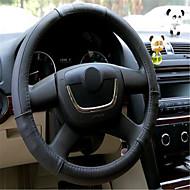 auto nahka asettaa ohjauspyörä