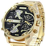 Men's Men Sport Watch Military Watch Dress Watch Wrist watch Bracelet Watch Unique Creative Watch Japanese QuartzWater Resistant / Water