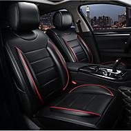 le nouveau siège de voiture en cuir de haute qualité entouré de siège de voiture pad froid couvre quatre housse de siège de voiture