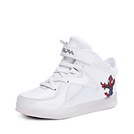 Jungen-Sneaker-Lässig-PU-Flacher Absatz-Komfort-Blau / Rot / Weiß