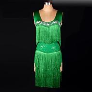 Cosplay Kostüme Mehre Kostüme Fest/Feiertage Halloween Kostüme Grün Spitze Kleid Halloween / Weihnachten / Karneval Elasthan
