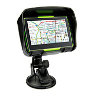 2016 Hot 4.3 Inch GPS Motorcycle  Car gps Navigation IPX7 Waterproof 8GB Internal Memroy for Motorcycle Maps of Most Countries