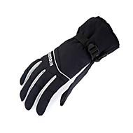 lyžařské rukavice Dámské / Pánské / Vše Akvitita a sport Zahřívací / Voděodolný Lyže / Snowboard / Motorka PU Lyžařské rukavice