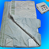 SAFE and FAST Slimming Blanket Body Sauna FIR Far Infrared SAUNA BLANKET Sauna Bag SPA WEIGHT LOSS therapy