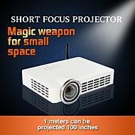 DLP-100 DLP Home Theater Projector WXGA (1280x800) 3000 LED 4:3 16:9 16:10