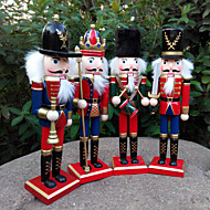 Ornamento do Nutcracker do Natal