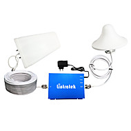 lintratek gsm 900mhz 휴대 전화 신호 부스터 gsm 리피터 앰프 airtel / tele2 / movistar / claro / 벨 설정