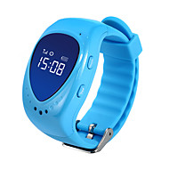 LEKEMI 무선 Others Kids Children GPS Tracker Watch Smartwatch with Live tracking, SOS Call, Google Map and Geofence Alarm 브라운 / 오렌지