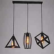 Lampy widzące ,  Tradycyjny/klasyczny Wiejski Wiejskie Postarzane Retro Wzór Cecha for Styl MIni MetalSalon Jadalnia Pokój do nauki/biuro