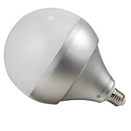 30W E26/E27 LED Λάμπες Σφαίρα 60 SMD 5730 3000 lm Θερμό Λευκό / Ψυχρό Λευκό Αδιάβροχο AC 220-240 V 1 τμχ