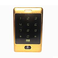 metalowa samodzielny dotyk klawiatura hasło 125kHz RFID drzwi kontroli dostępu