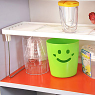 1 Κουζίνα Πλαστικό Μεταλλικό Ράφια & Στγρίγματα