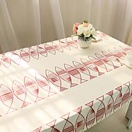 Quadrada Animal Toalhas de Mesa , Mistura de Algodão Material Hotel Mesa de Jantar / Tabela Dceoration