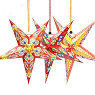 tilfeldige farger juledekorasjon gaver rolle ofing juletrepynt Julegave