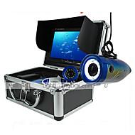 """CA 1000tvl 7 """"魚探水中カメラ30メートル、プロの魚探水中釣りビデオカメラ"""
