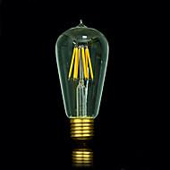 BofA st58 הוביל 5W מנורת בועה עתיק אדיסון משי הכדור (85V-265v)