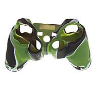 pouzdro Silicone Skin pro PS2 PS3 řadiče kamufláž