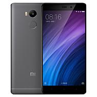 """Xiaomi Redmi4 5.0 """" MIUI Smartphone 4G (Due SIM Octa Core 13 MP 3GB + 32 GB Grigio Oro Argento)"""