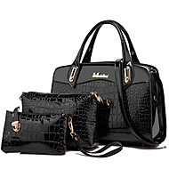 Women Pigskin Formal / Outdoor / Office & Career Bag Sets