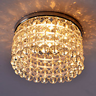 Recessed Light Crystal Downlighter for Living room Decor