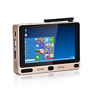 gole1 windows 10& android 5.1 intel core quad 4gb 64GB 5inch 1280x720 vše v jednom mini Tablet PC