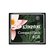 קינגסטון 4GB CompactFlash Kingston 133X