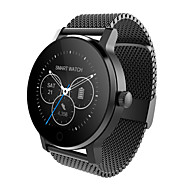 Bluetooth 4.0 Heart Rate Monitor Smart Watch Multiple UI Pedometer Sleep monitor Message reminder
