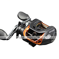 Baitcast Reels 6.3/1 11 Ball Bearings Right-handed / Left-handed Freshwater Fishing/ Trolling & Boat Fishing /