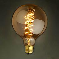 E27 ac220-240v 40W svila ugljičnog nit žarulje sa žarnom niti g95 oko biser