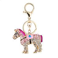 το νέο άλογο καυτή μόδα τσάντα πορτοφόλι μπρελόκ ma αυτοκινήτων που τρυπάνι κλειδί κούμπωμα δαχτυλίδι δώρο μενταγιόν